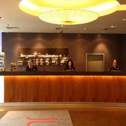 Jurys Inn Prag Lobby