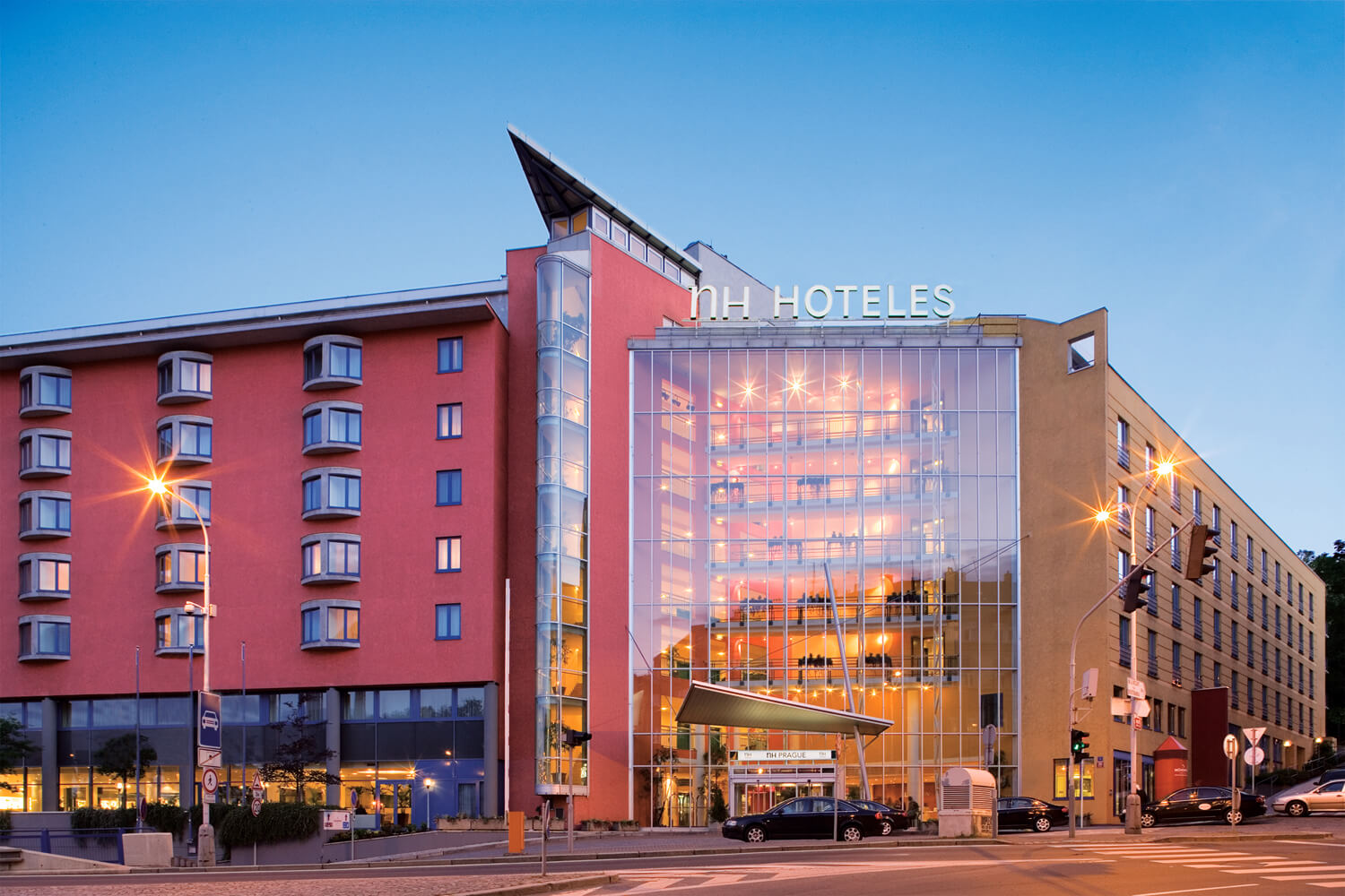 Nh hotel prag city g nstig online buchen for Giovanni s manchester nh