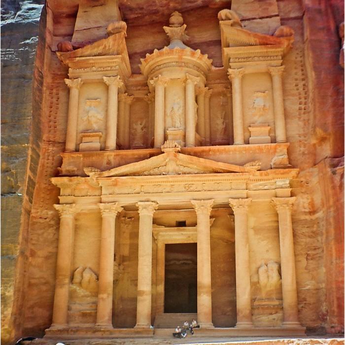 Rundreise Israel Jordanien
