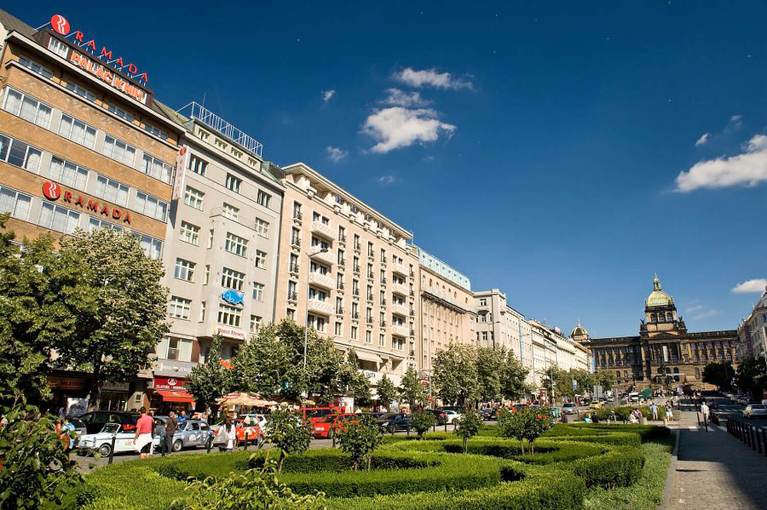 Hotel ramada prag city centre f r gruppen g nstig buchen for Prague city hotel