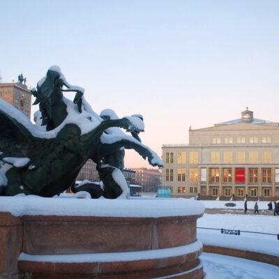 Leipzig Silvester