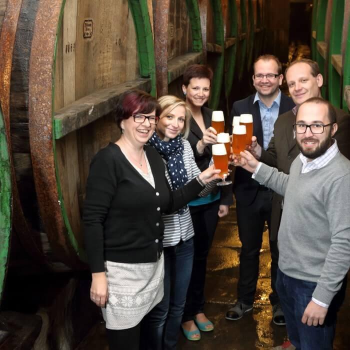 Gruppenreise Pilsen Brauerei Pilsen