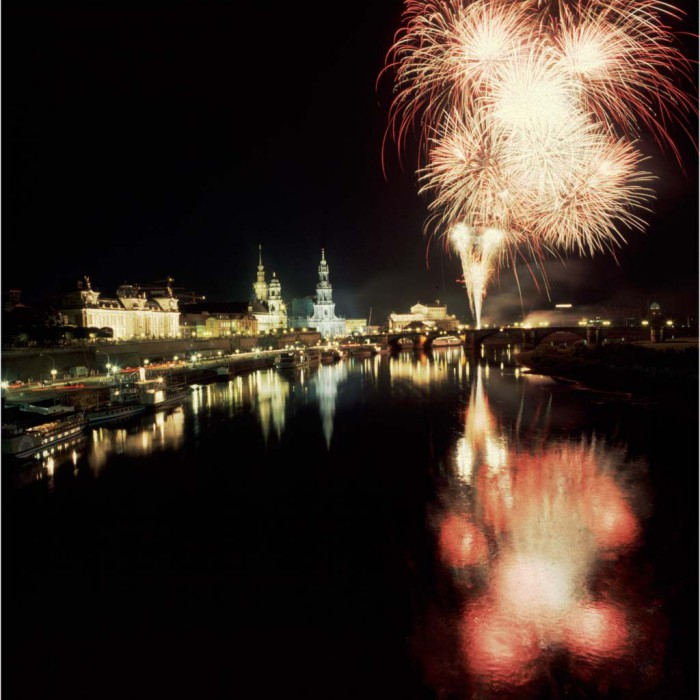 Silvester Dresden Gruppenreise
