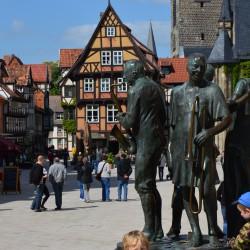 Quedlinburg Markt