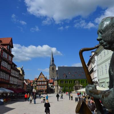 Quedlinburg_Markt Silvester Quedlinburg