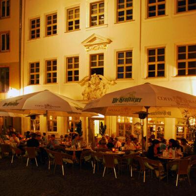 Leipzig Kaffehaus Coffe baum