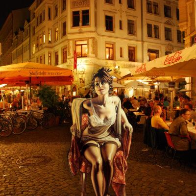 Leipzig Frivoles zur Nacht