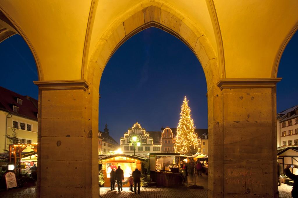 Weihnachtsmarkt Weimar