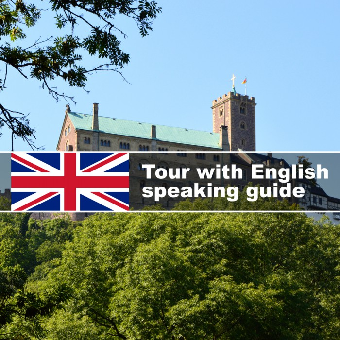 luther unsesco tour -english