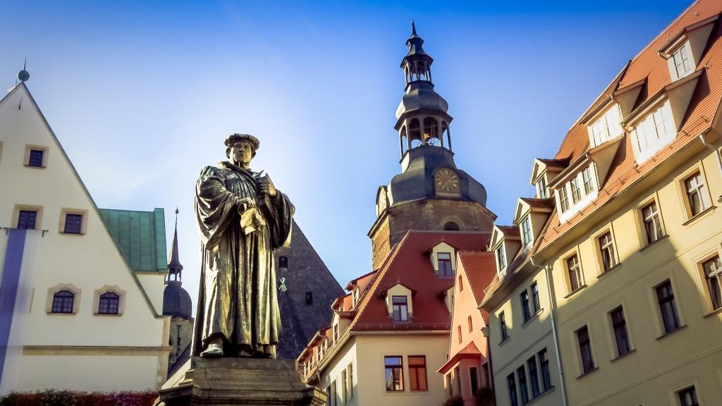 Rundreise Luther