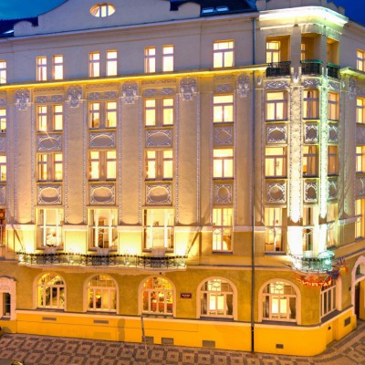 Hotel Theatrino Prag City