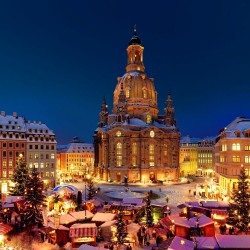 Advent in Dresden
