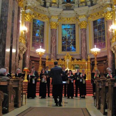 Konzert im Berliner Dom Berlin