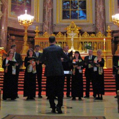 Chorreise Berlin: Konzert im Berliner Dom Berlin