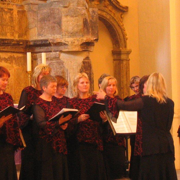 Chorauftritt Dreikönigskirche