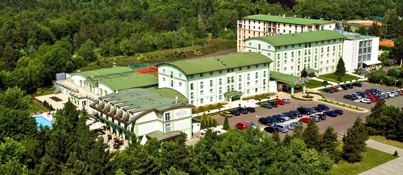 Hotel Im Park Masuren