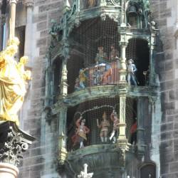 München-Glockenspiel am Rathaus