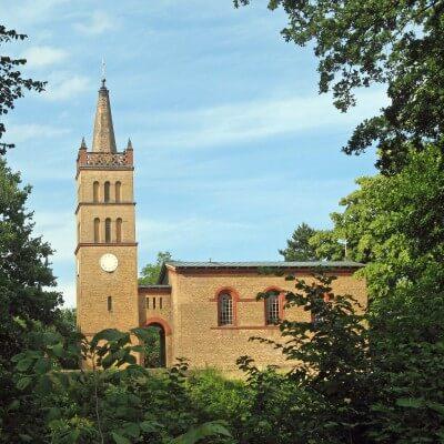Potsdamer Landpartie Petzow bei Werder und Potsdam