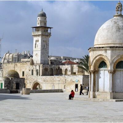 Tempelberg Jerusalem Israel2