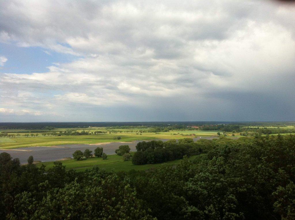Elbe in der Altmark