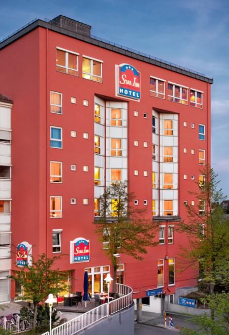 Star Inn Hotel Regensburg Zentrum