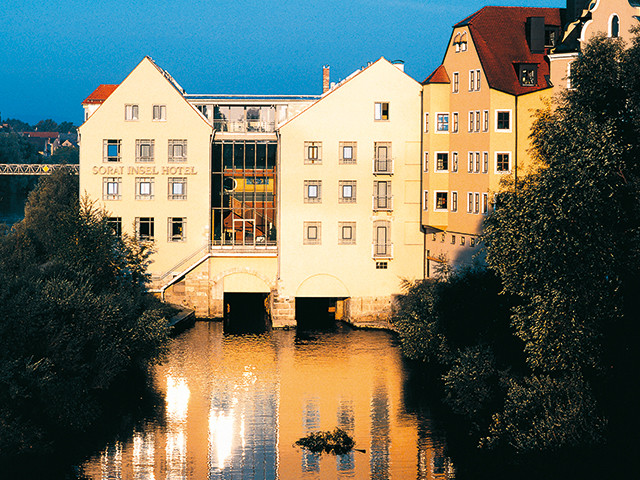 Sorat Hotel Regensburg