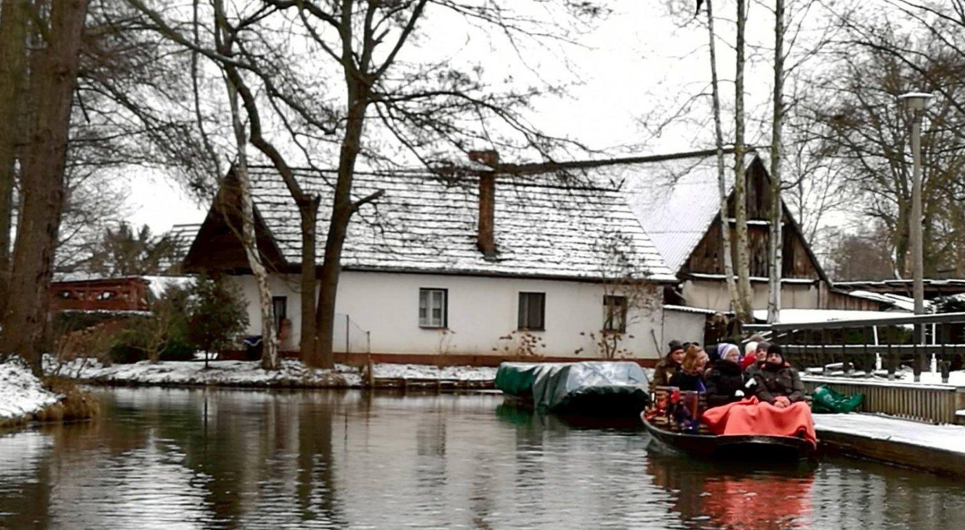 Wintertraum Spreewald