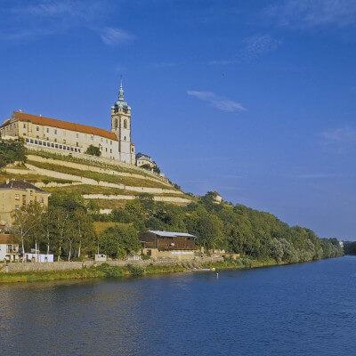 Melnik - Schloss