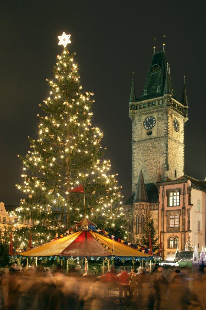Adventsreise nach Prag