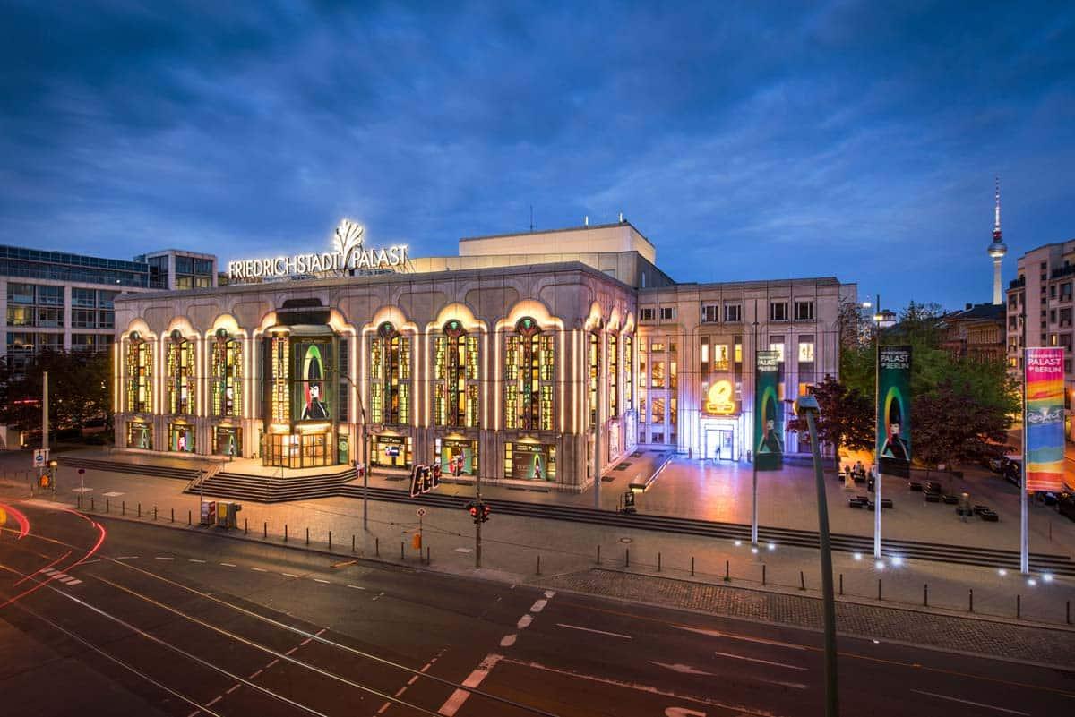 Hotel Berlin Friedrichstadtpalast