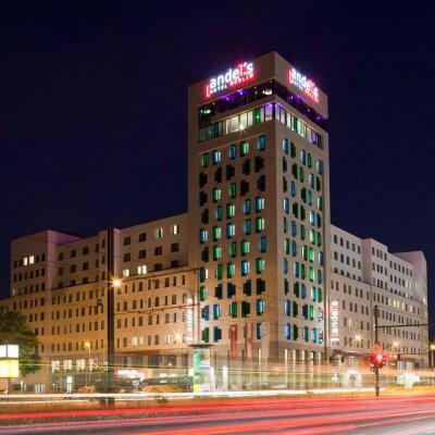 Hotel Andels Berlin Gruppenreisen