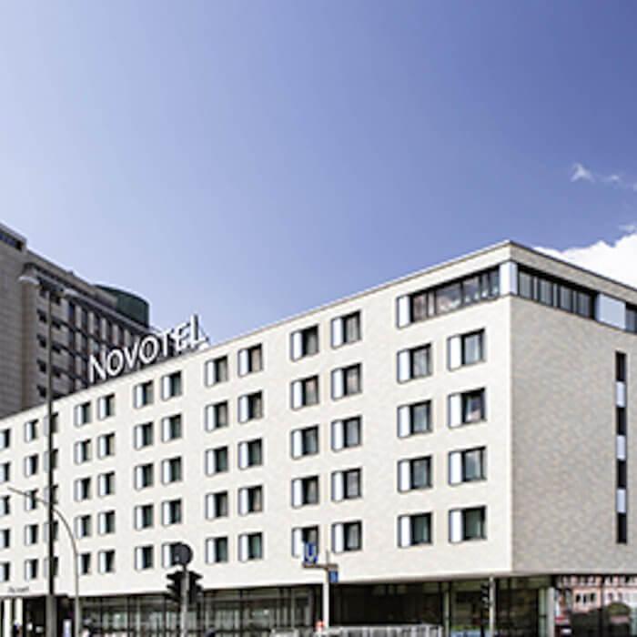 Novotel Hamburg Alster
