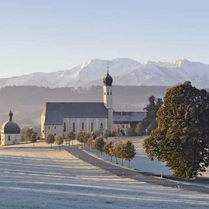 Gruppenreise Oberbayern Winter
