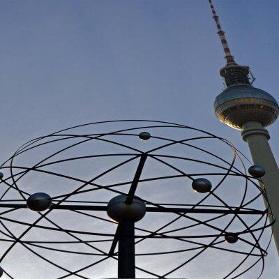 Berliner Fernsehturm für Gruppen