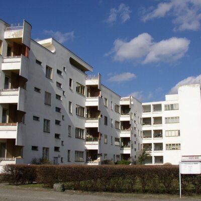 bauhaussiedlungen in Berlin