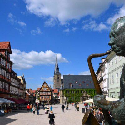 Erlebnisreise Harz