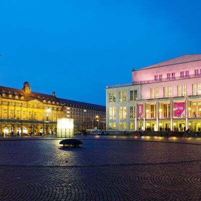 Leipzig Klassik - Oper Leipzig