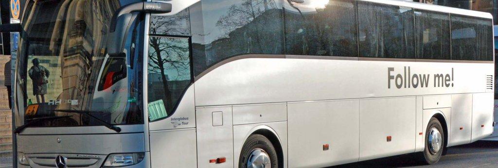 linienbus reisen