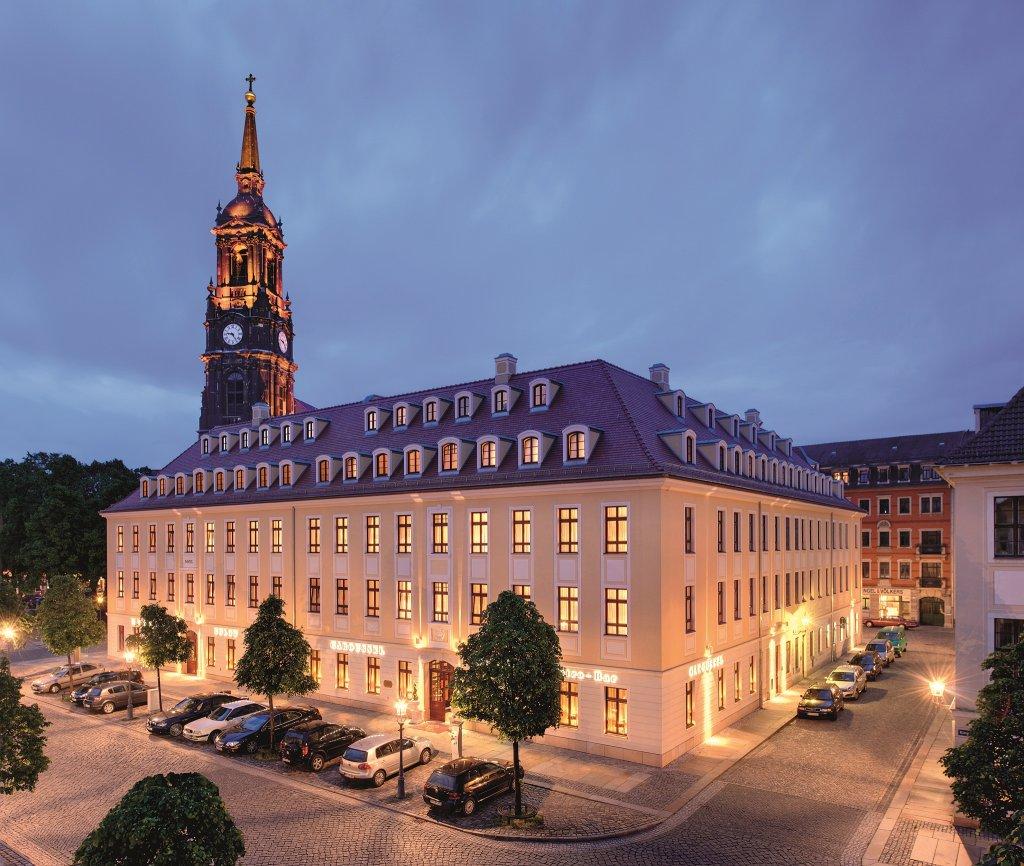 Hotel Bülow Palais Dresden