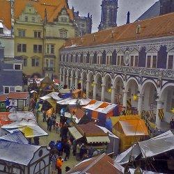 Dresden zur Weihnachtszeit