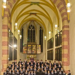 Thomanerchor in der Thomaskirche