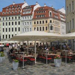 Der Neumarkt von Dresden