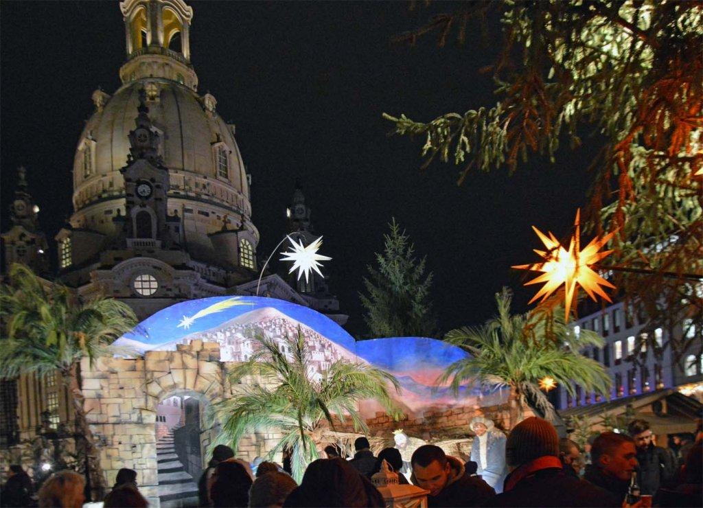 Adventswochenende Dresden