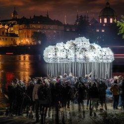 Light Festival – Wolke