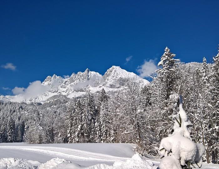 Winterzauber Bayern