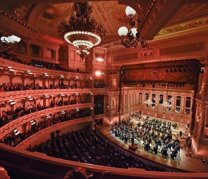 Semperoper 2. Sinfoniekonzert