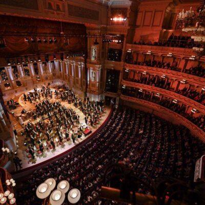 Semperoper 4. Sinfoniekonzert