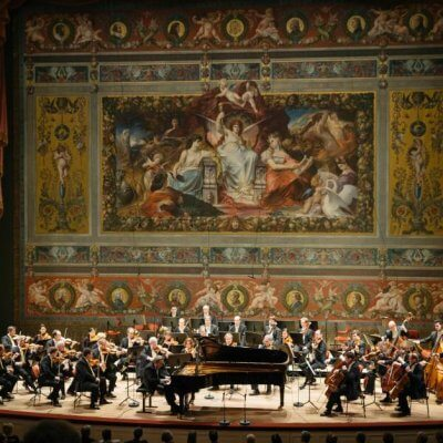 Semperoper 5. Sinfoniekonzert