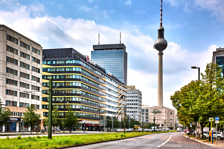 Ramada Hotel Berlin Alexanderplatz Berlin