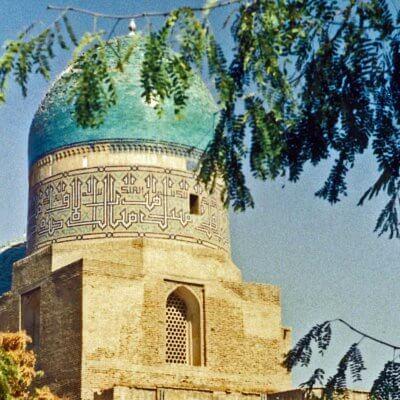 Usbekistan Reise Seidenstraße